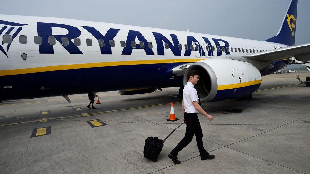 ¿Qué hay detrás de la guerra entre Ryanair y el sindicato de pilotos español?