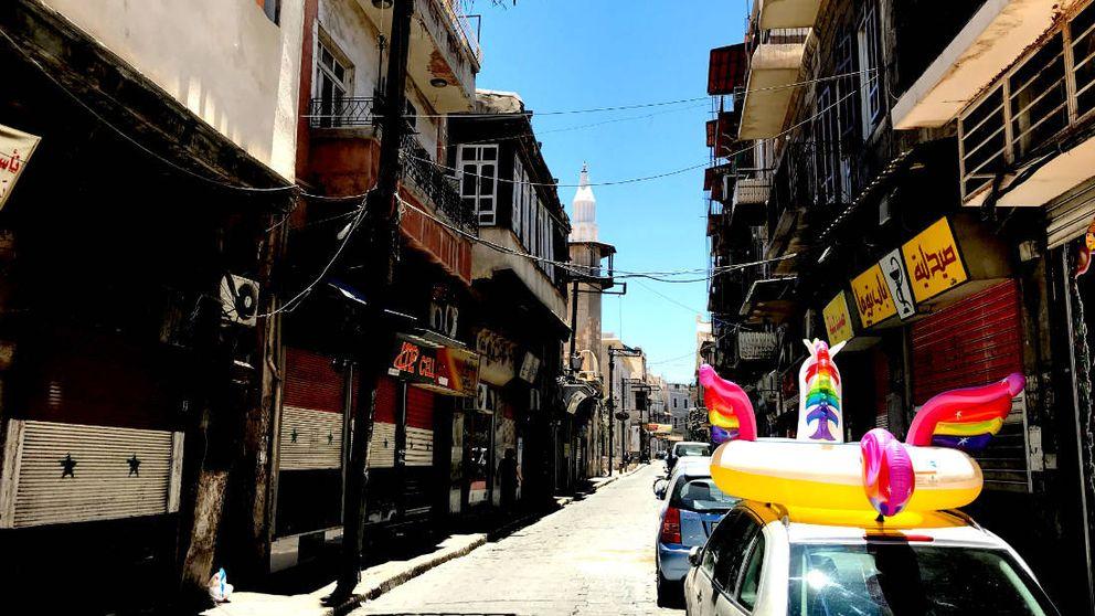 Un turista en la maldita Damasco tras 'el problema' de medio millón de muertos