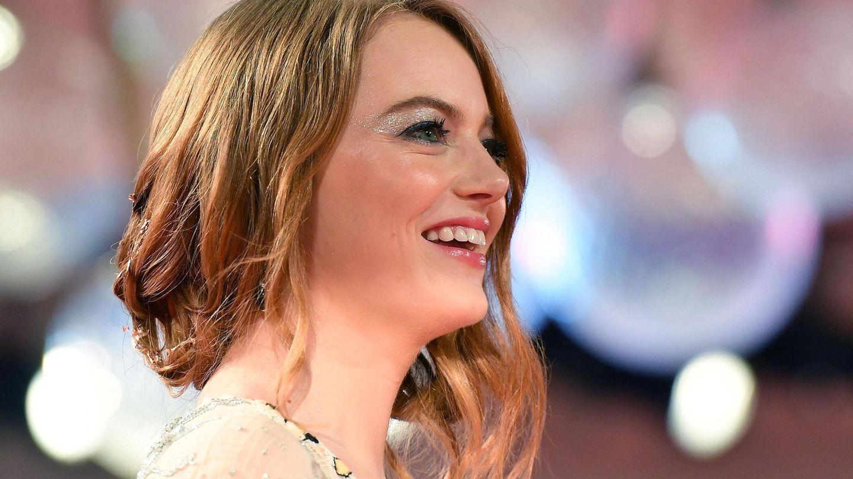 La actriz, en el Festival de Venecia. (EFE)