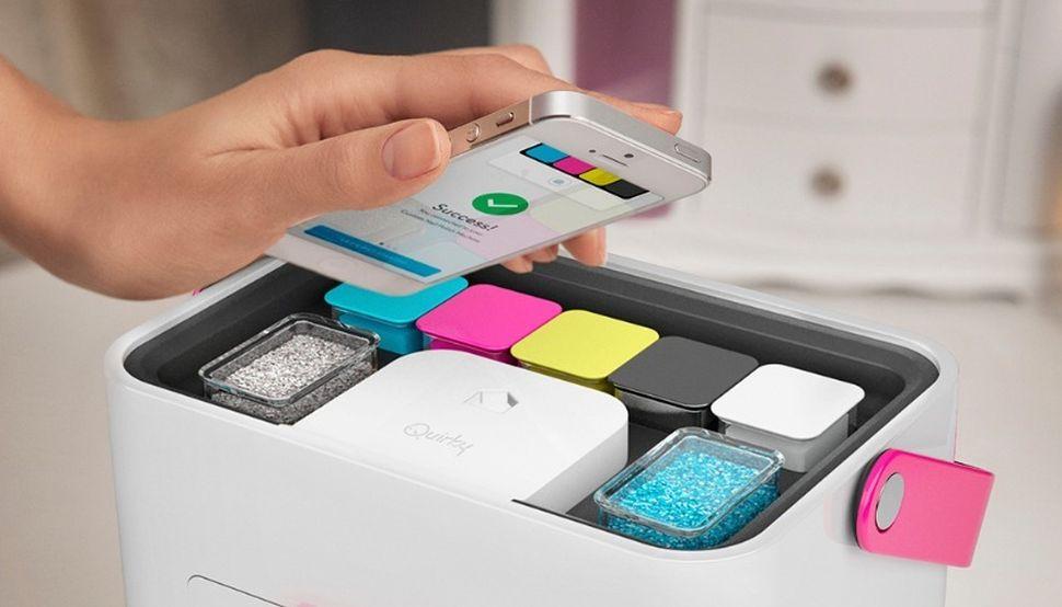 Instagram crea tu propio maquillaje con una impresora 3d for Crea tu casa 3d
