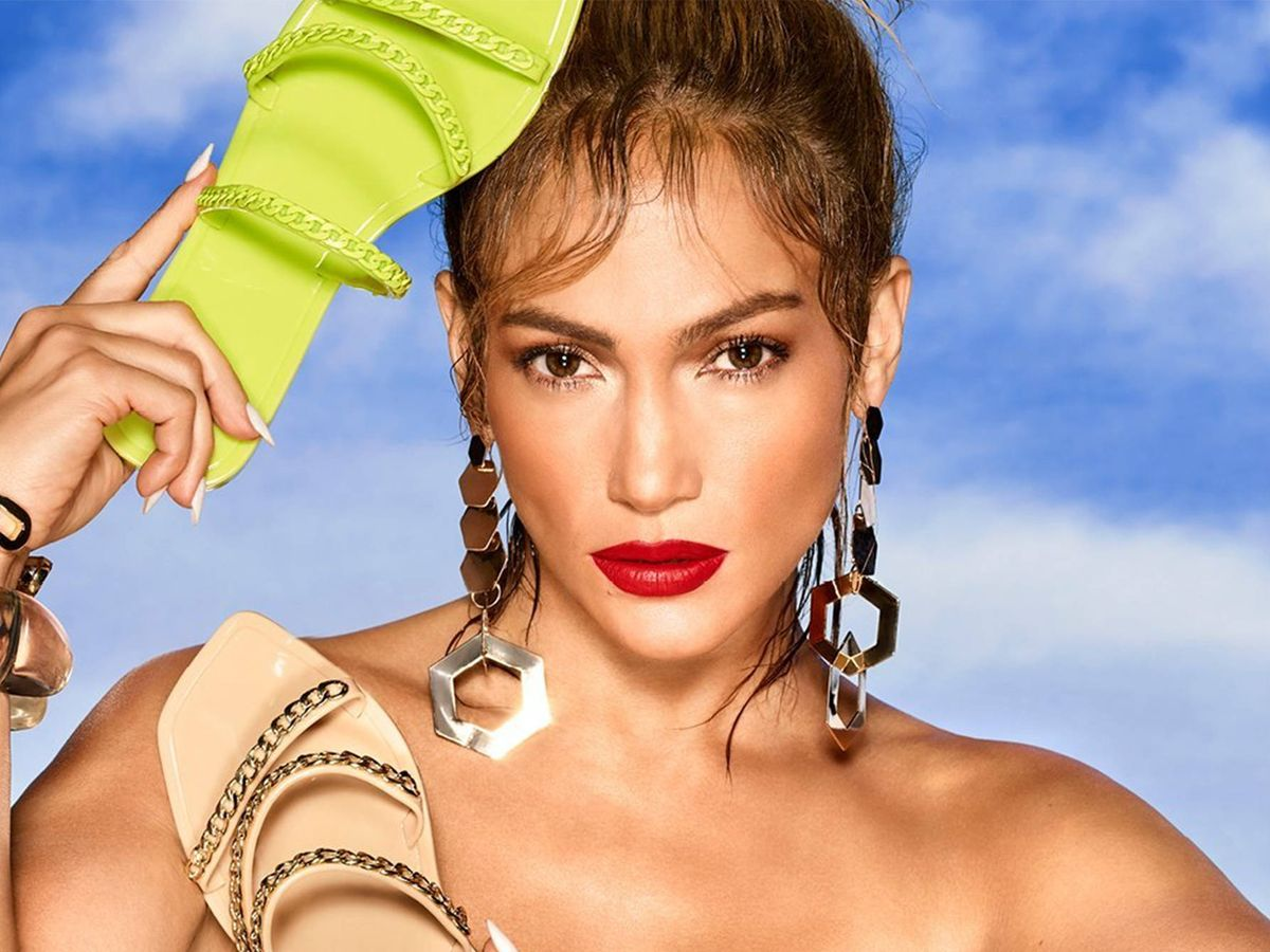 Foto: Jennifer Lopez para DSW Designer Shoe Warehouse. (Cortesía)