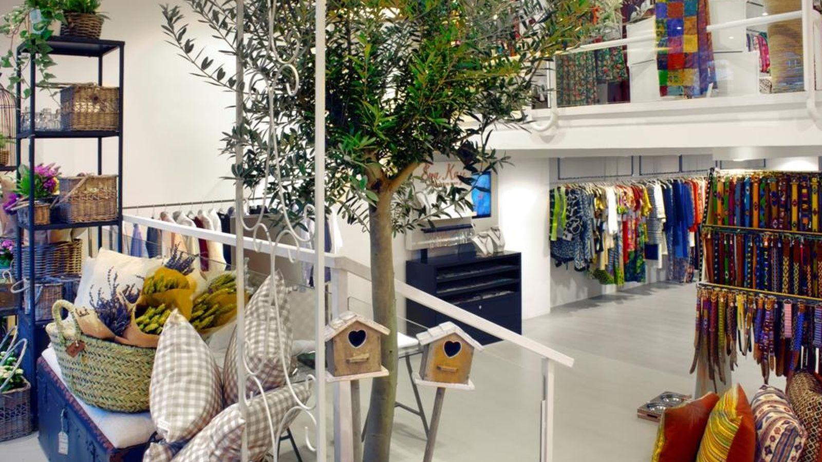 Foto: El nuevo espacio de moda y decoración 1001 Atmosphera, en Madrid