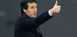 Post de La presión de Emery y la última vida para no quedarse fuera del PSG