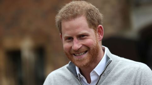 Las primeras palabras del príncipe Harry tras el nacimiento de Baby Sussex