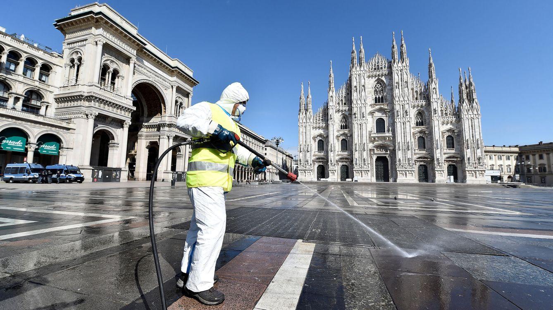 El plan de Italia para la reapertura gradual del país cuando contenga la epidemia