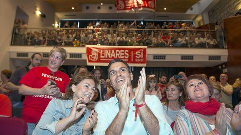 Sánchez planea una opa a los seguidores de López