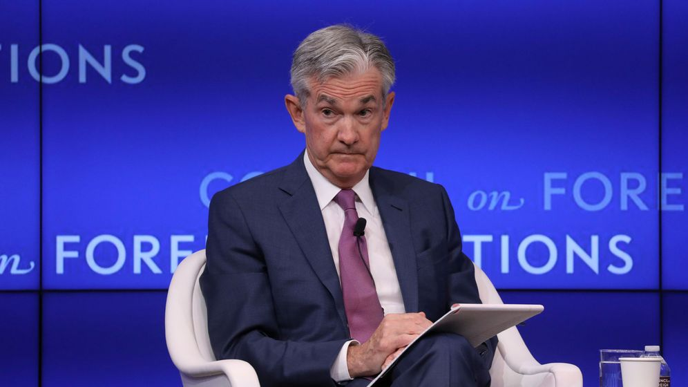 Foto: El presidente de la Reserva Federal, Jerome Powell. (Reuters)