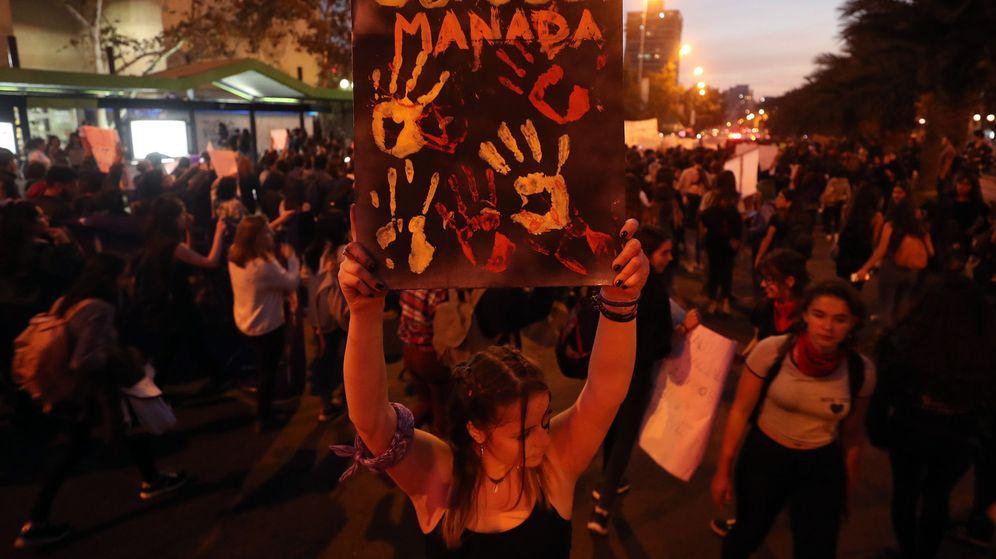 Foto: Protesta feminista. (EFE)