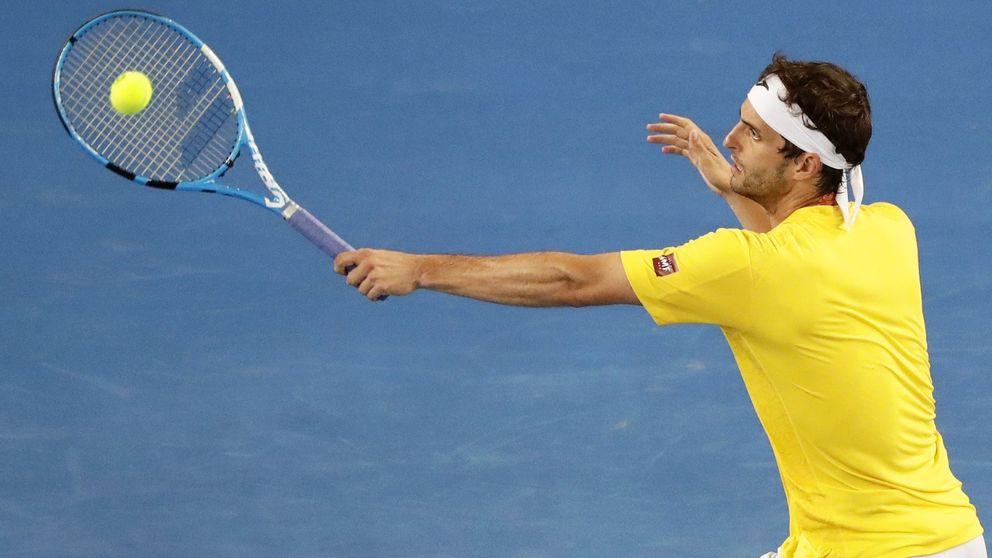 Ramos abre con victoria ante Broady el España-Gran Bretaña de la Copa Davis