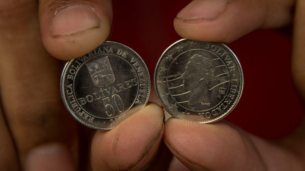 Foto: Nueva moneda de 50 bolívares