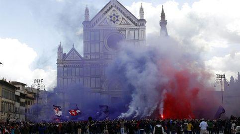 Lionel Richie inmortaliza sus huellas y funeral del capitán de la Fiorentina: el día en fotos