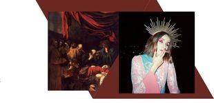 Post de La muerte (pop) de la Virgen: de Caravaggio a Zahara y viceversa