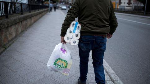 Detenidos por asaltar polígonos y robar 1.200 rollos de papel higiénico durante la alarma