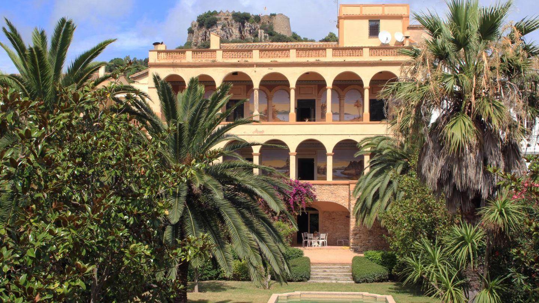 Admirables casas de indianos. (Cortesía Visit Begur)