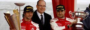 Loeb, sin rival, gana por quinta vez en Montecarlo