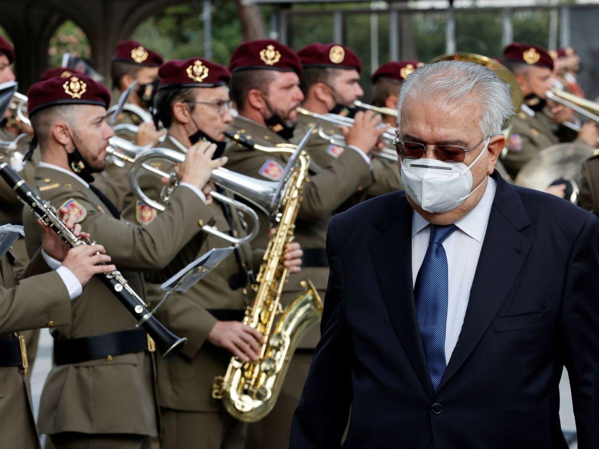 Foto: El presidente del Tribunal Constitucional, Juan José González Rivas. (EFE)
