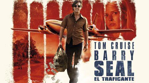 Ofrecemos cinco entradas dobles para 'Barry Seal: El traficante'