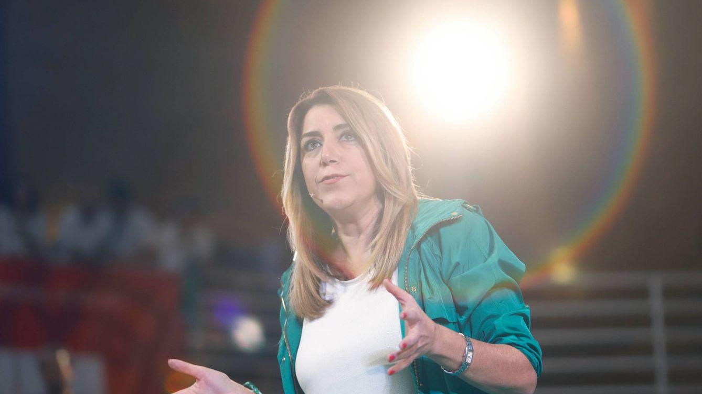 Los críticos con Susana Díaz dan por finalizado su ciclo político tras los ERE
