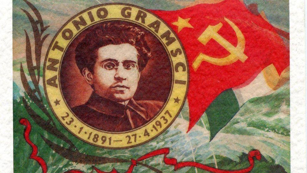 Okupa Gramsci: la derecha española quiere adoptar al pensador de Podemos