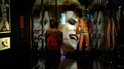 Exposición sobre David Bowie en Barcelona