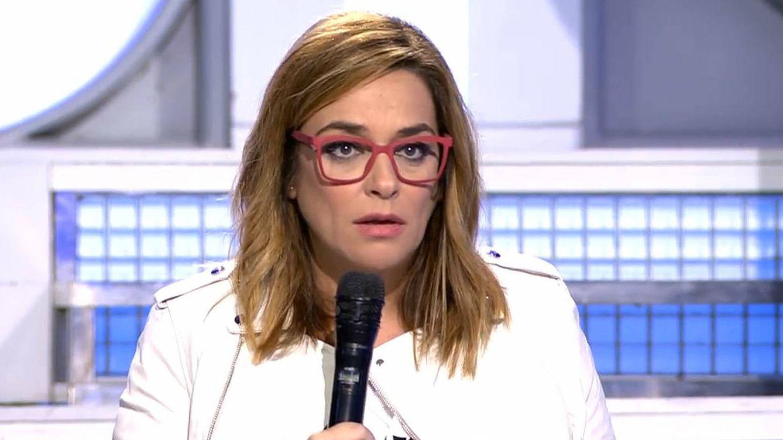 El radical cambio de look de Toñi Moreno en su vuelta a la televisión