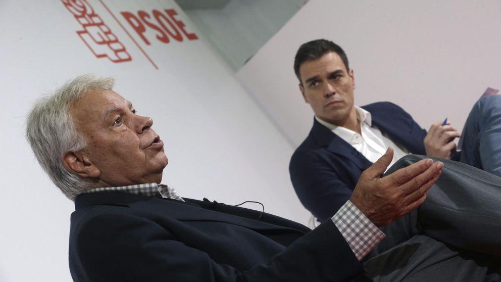 González califica la postura de Rivera de acto de responsabilidad política
