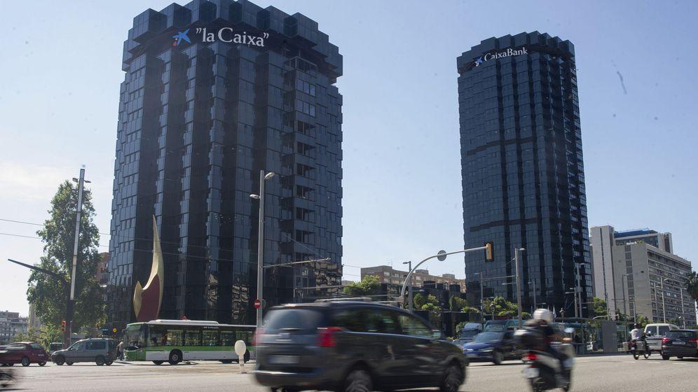 Foto: Edificios de CaixaBank. (EFE)
