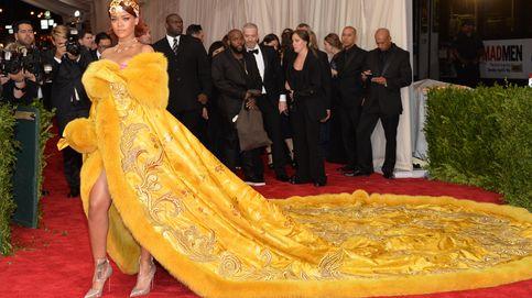 Instagram - Rihanna se ríe de la réplica de su vestido en la gala del MET