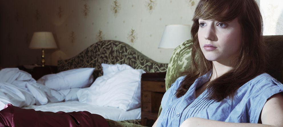 Foto: Uno de cada cinco españoles padece problemas de insomnio. (Frank Rothe/Corbis)