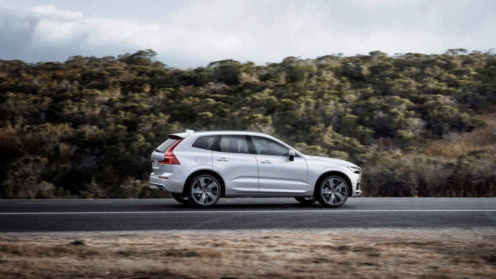 Nuevo Volvo XC60, con maniobra de esquiva automática en ciudad