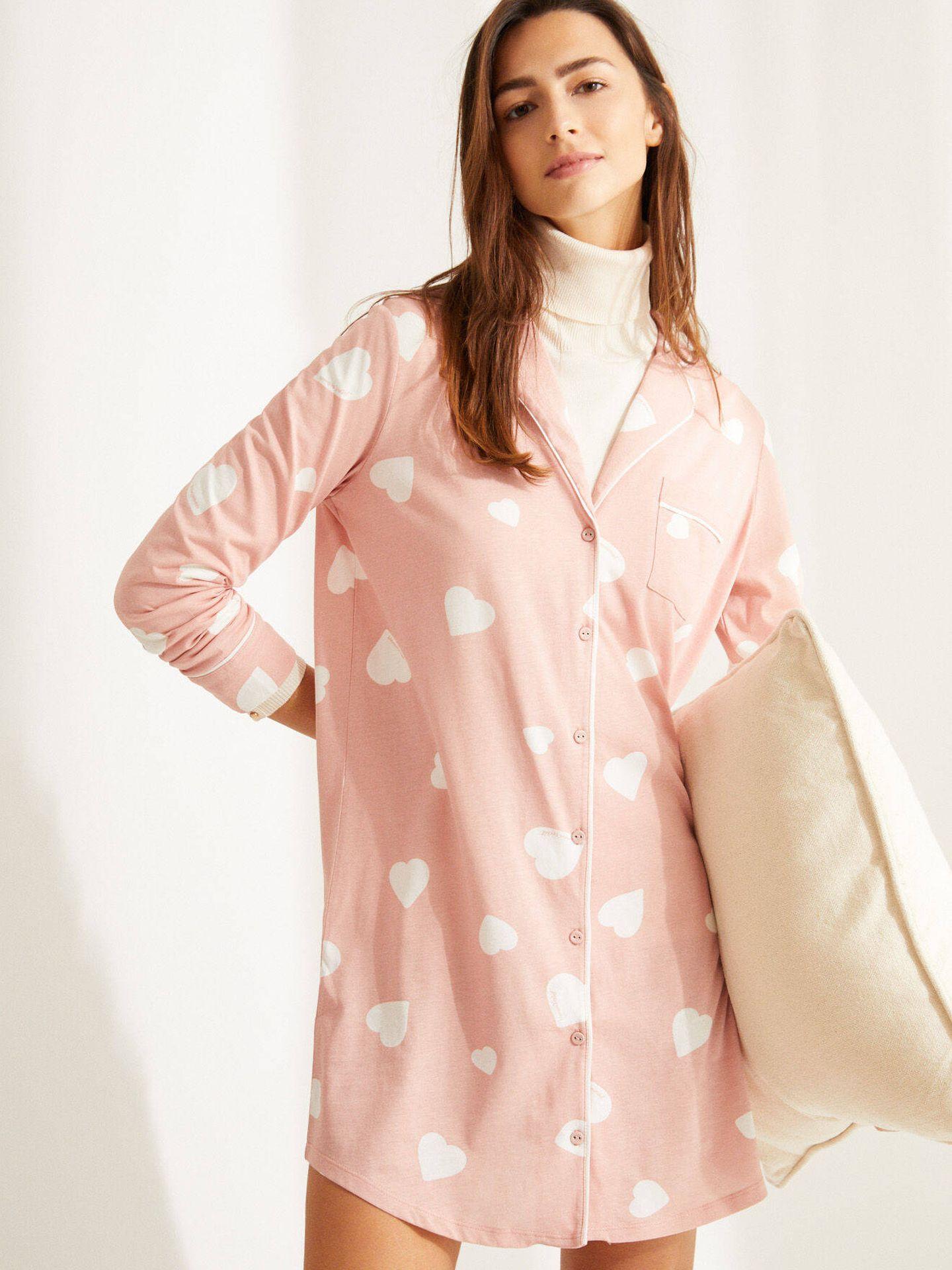 Pijama de Women Secret. (Cortesía)