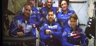Post de La astronauta que se preparó para ir al espacio jugando al rugby