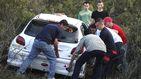 Muere atropellado un espectador en el Rally Ciudad de la Laguna (Tenerife)