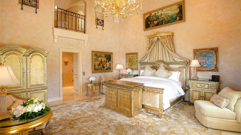La mansión cuenta con lujosas habitaciones. (Cortesía de luxurypulse.com)