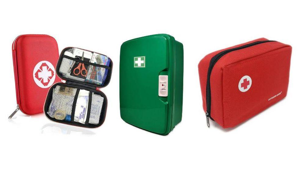 El botiquín de primeros auxilios que debes tener en casa o llevar en el coche