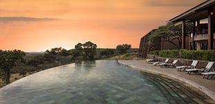 Post de Así se ha construido el hotel más sostenible del Serengueti