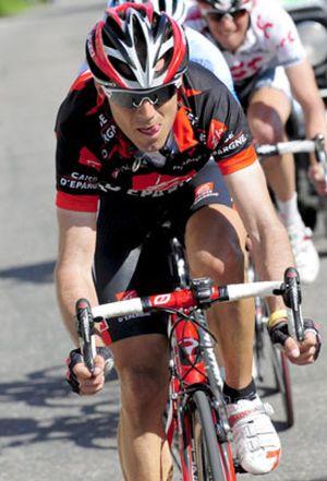 Leipheimer, vencedor del prólogo y Valverde, tercero
