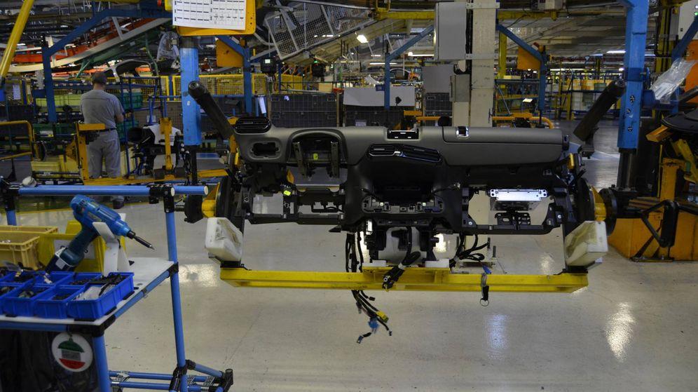 Foto: La producción de automóviles en España ha mejorado en los últimos 4 meses por el aumento de ventas en los mercados europeos.