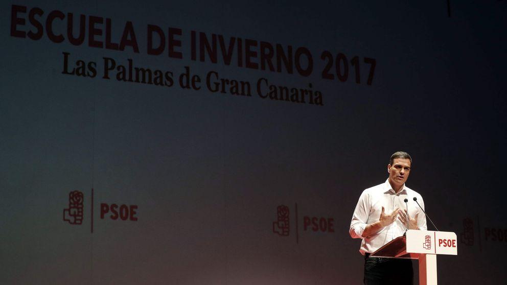 Sánchez cierra su web de 'crowdfunding' y se pasa al sistema de Ferraz