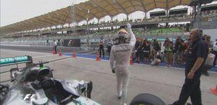 Post de Hamilton arrasa y McLaren celebra el noveno de Button (Alonso, último)