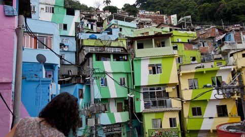 La burbuja inmobiliaria llega a las favelas de Río de Janeiro