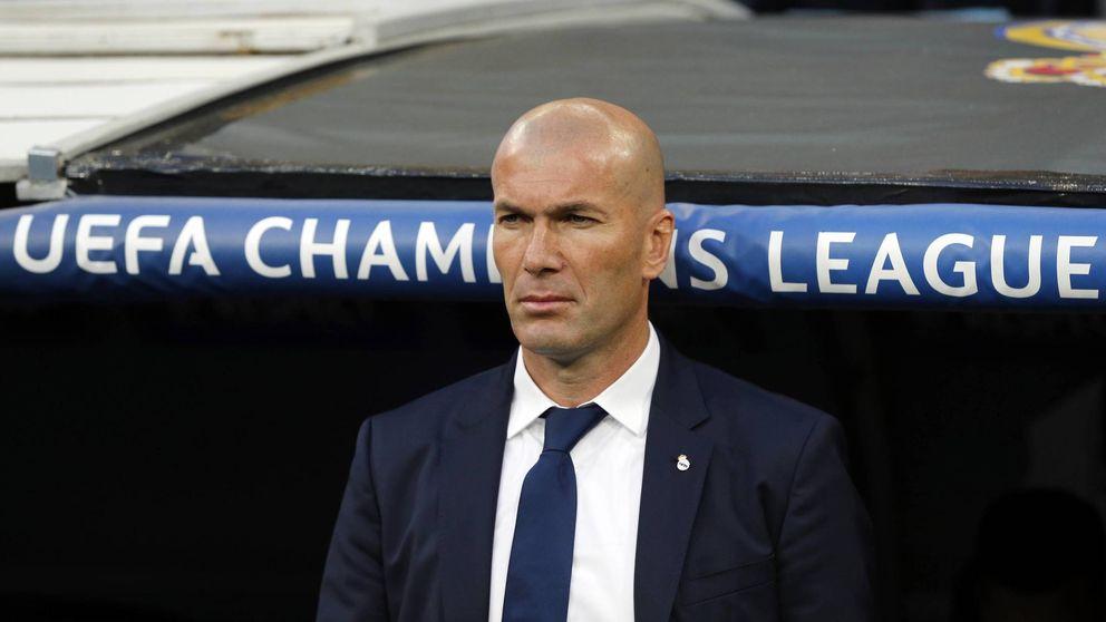 La costumbre que debe mantener Zidane para acercarse un poco a los mitos