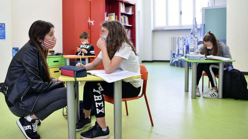 Cómo reactivar los colegios, la pregunta que atormenta a toda Europa