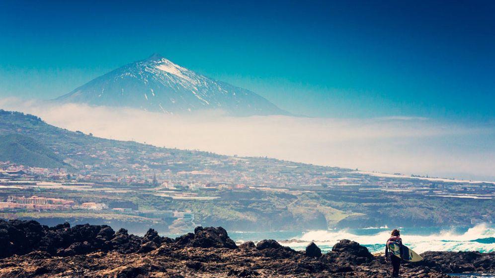 Foto: Foto. Turismo de Tenerife
