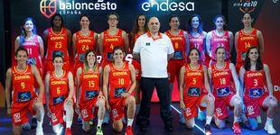 Post de Ucrania - España: horario y dónde ver el a la selección femenina en el Eurobasket