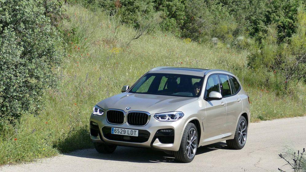 Foto: BMW X3, el todocamino lujoso de referencia