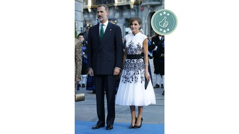 De Letizia a Alicia Koplowitz: las mejor y peor vestidas de los Premios Princesa de Asturias