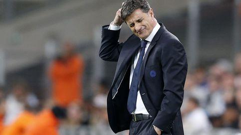 El Olympique de Marsella anuncia la suspención de Michel como entrenador