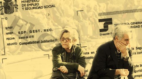 Jubilados en activo: Nos quitan 2.000 euros de golpe por un error