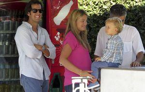 Carla Goyanes da a luz a su segundo hijo